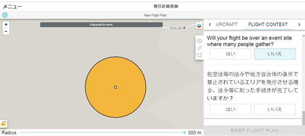 Screencapture of popup questions, some in English, sone in Japanese