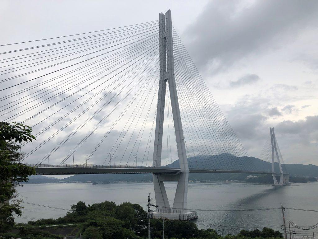 Metallic bridge and islands
