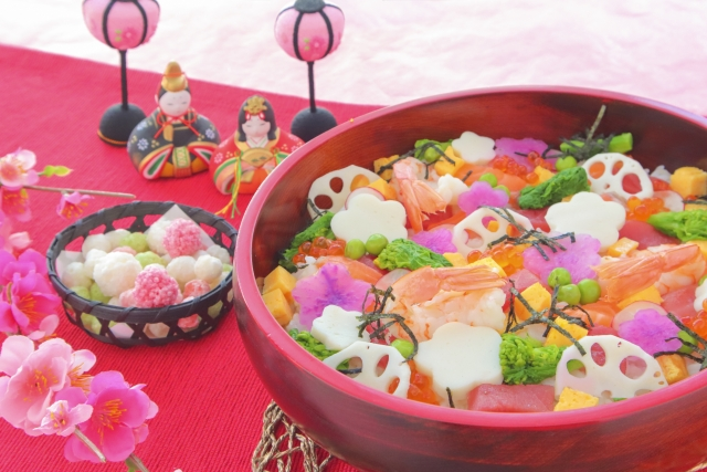 ピンクのボウルに入っているサラダ  自動的に生成された説明